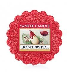 Prezenty- Wosk cranberry pear