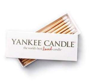 Prezenty- Długie zapałki Yankee Candle