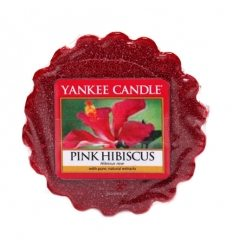 Prezenty- pink hibiscus