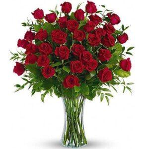 Kwiaty- Bukiet 35 róż