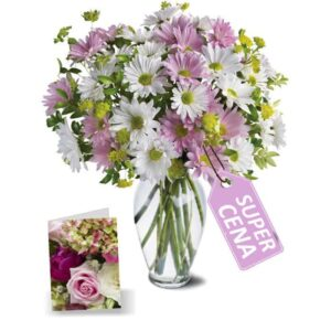 Kwiaty- Bukiet Poranna Rosa