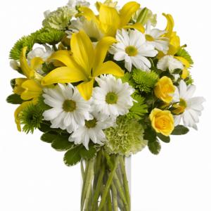 Kwiaty- Bukiet Radości i Pocałunków