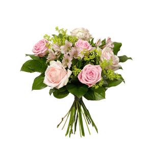 Bukiet kwiatów- Bukiet różana przyemność