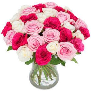 Bukiet Różane Marzenie