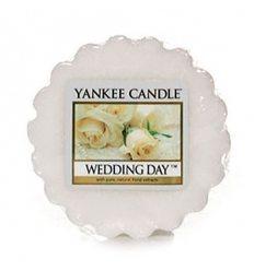Prezenty- Wosk wedding day