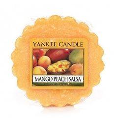 Prezenty- Wosk mango peach i salsa