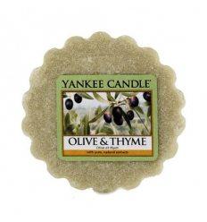 Prezenty- Wosk olive & thyme