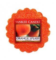 Prezenty- Wosk orange splash