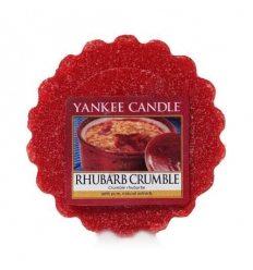 Prezenty- Wosk rhubarb crumble
