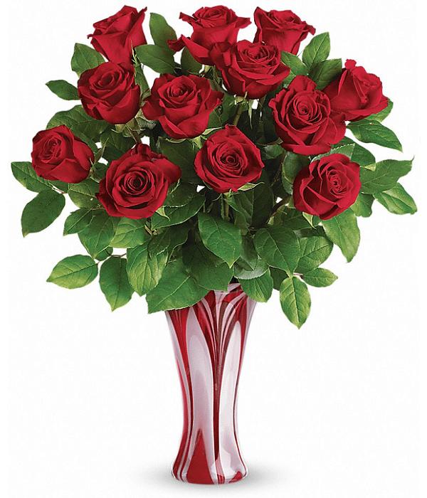 urodziny róża kwiaty