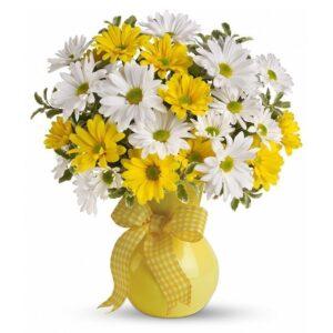 Kwiaty- Bukiet Porannych Kwiatów