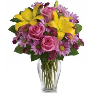 Kwiaty- Bukiet Efekt Pożądania