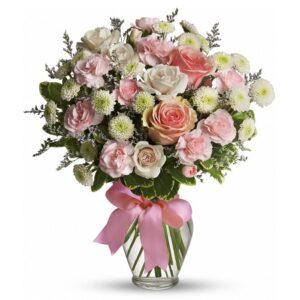 Kwiaty- Bukiet Mieszany Delikatność