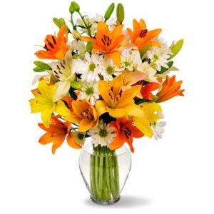 Kwiaty- Bukiet Mieszany Poranek