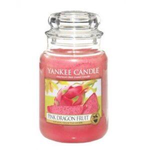 Prezenty- Słoik duży- pink dragon fruit