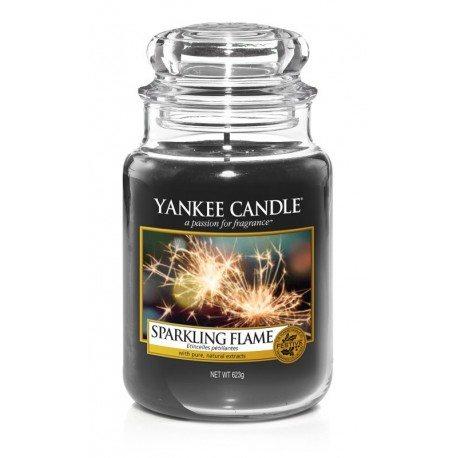 Prezenty- Słoik duży- sparkling flame