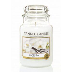 Prezenty- Duży Słoik- vanilla
