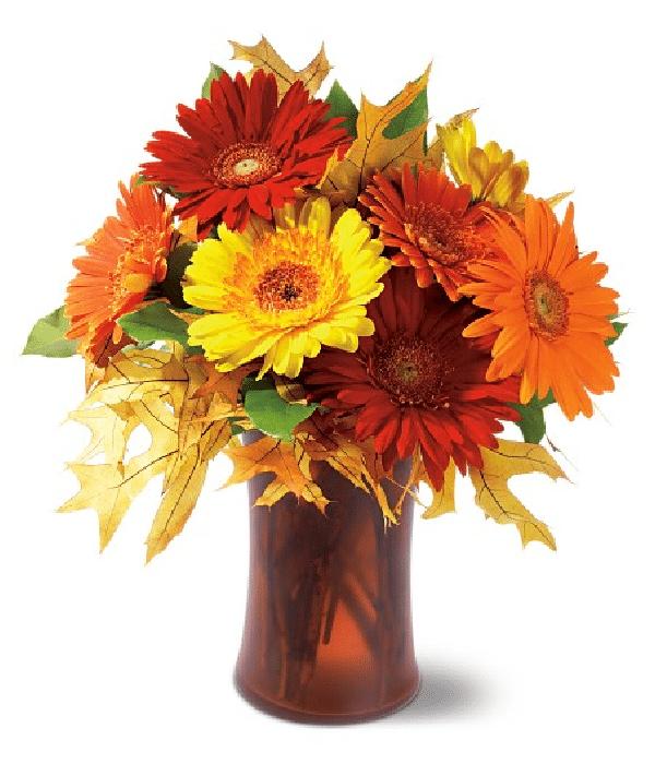 Kwiaty- Bukiet z gerber