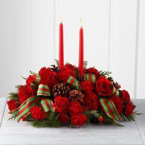 Okazje, Boże Narodzenie- Stroik Bożonarodzeniowy