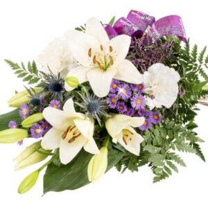 Okazje- Bukiet żałobny lilie