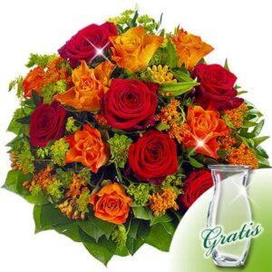Kwiaty- Bukiet pełen romantyzmu