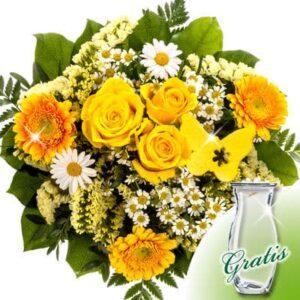 Kwiaty- Bukiet kwiatów pełen wiosny