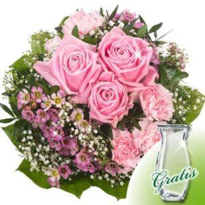 Kwiaty- Bukiet pełen elegancji, piękna i uroku