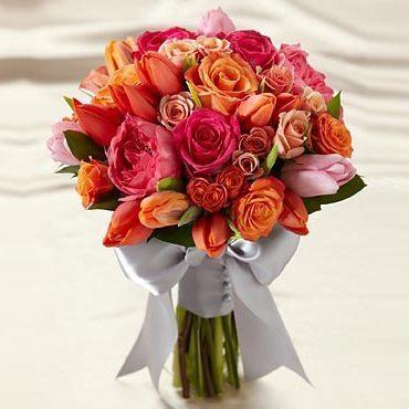 Kwiaty- Bukiet Tulipanowa Namiętność