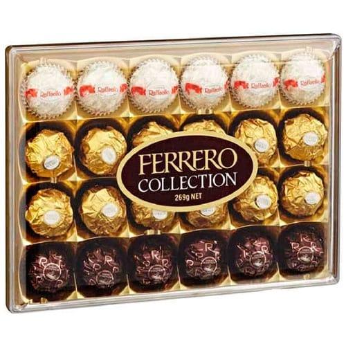 Prezenty- Ferrero Collection