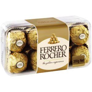 Prezenty- Ferrero Rocher