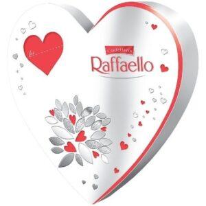 Prezenty- Rafaello serce