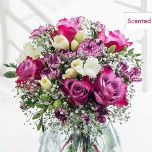 Kwiaty- Róże w stylu Vintage