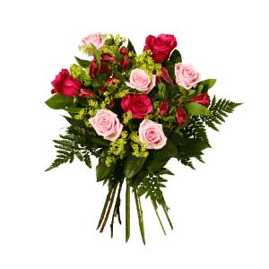 Zagranica- Szwecja- Kwiaty- Bukiet kolorowy sen