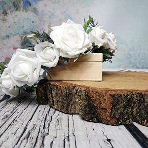 Okazje- Komunia święta- wianek różany sakrament