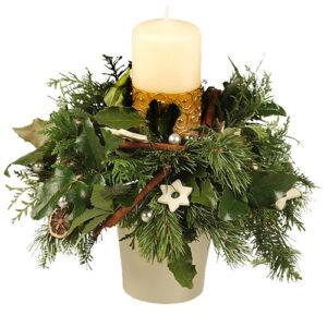 Stroik świąteczny leśny zapach I