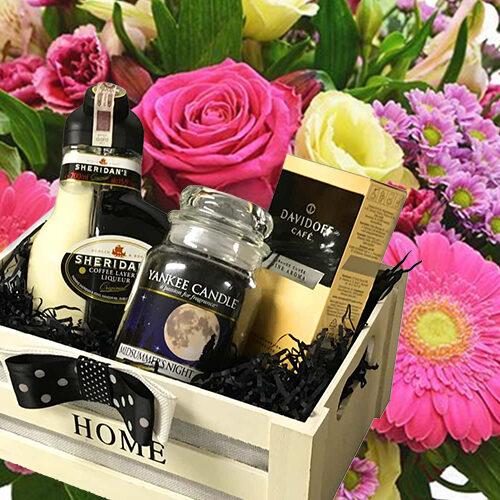 kwiaty prezenty dla firm