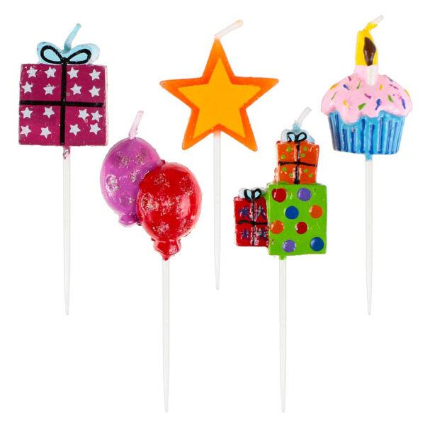 swieczki pikery urodziny A