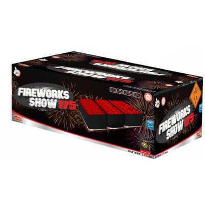 Wyrzutnia Fireworks Show 175 Strz Mix kaliber 1/1